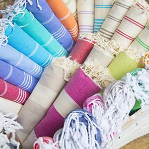 Turkish towels wholesale