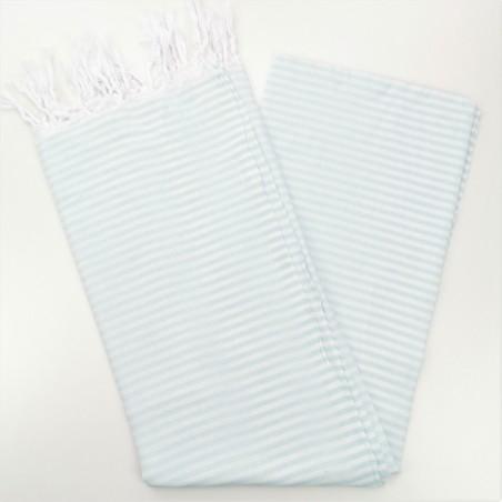 Turkish pareo towel mint