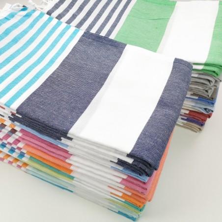 Turkish towel Pool bicolor wholesale