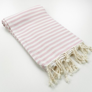 Herringbone weave Turkish towel Oblik
