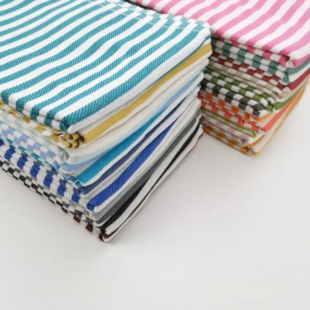 Herringbone Turkish towels wholesale