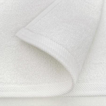 serviette de toilette 50x90cm 500 gsm fil retors