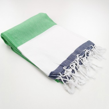 Turkish towel tricolor Yacht