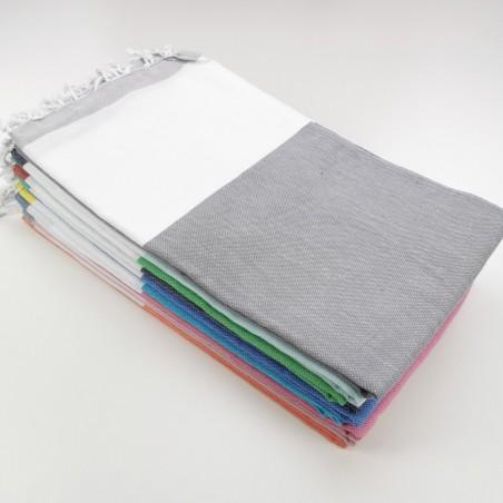 tricolor towels wholesale