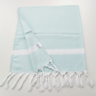 Mini Diamond Turkish hand towel