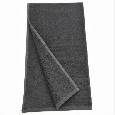 Hairdresser towel black
