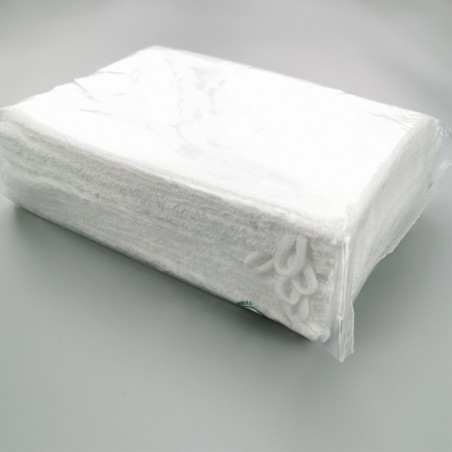washcloth white terry cotton wholesale