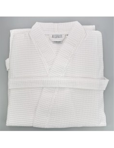 Polycotton Spa bathrobe...