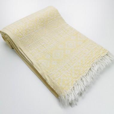Jacquard Turkish towel Indiana kilim