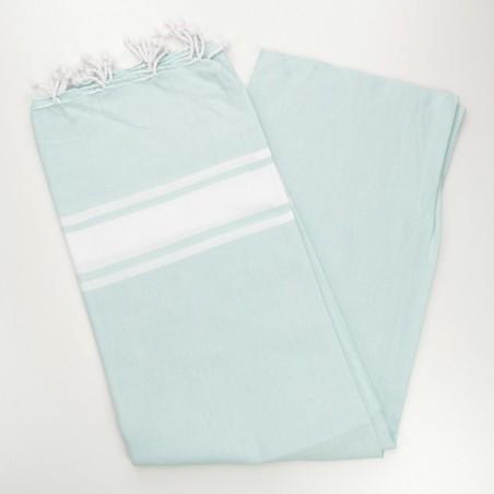 Fouta towel classic Sea mint