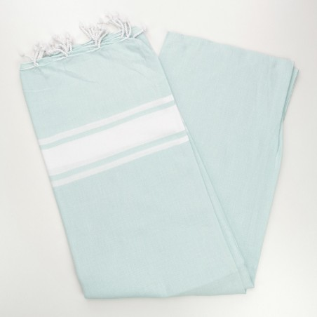 Fouta towel classic Sea mint