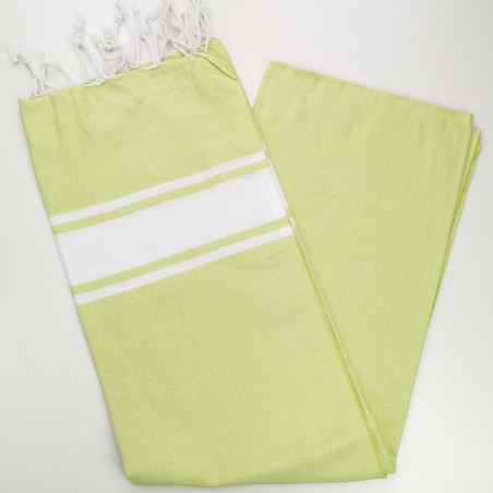 Fouta towel classic Sea lime