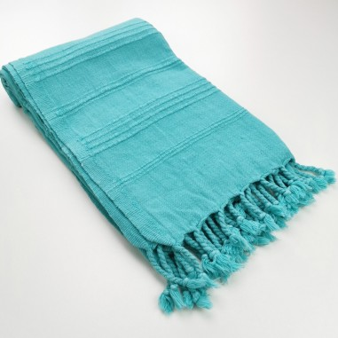 Fouta stonewashed mint