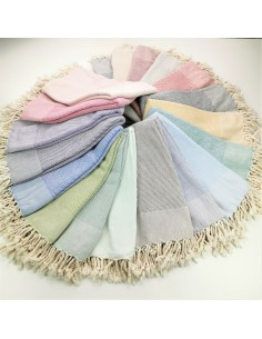 wholesale Turkish towels Honeycomb