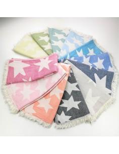 Jacquard Turkish towels Starlette kilim wholesale