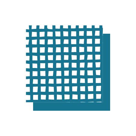 Flat peshtemal towels